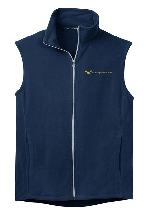 Vanguard School Microfleece Vest